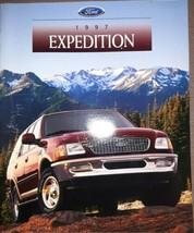 1997 Ford Expedition 28-page Original Car Sales Brochure Catalog - $10.19