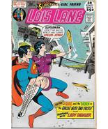 Superman's Girlfriend Lois Lane Comic Book #117, DC Comics 1971 VERY GOO... - $10.69