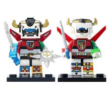 2pcs/set Voltron Super Robot The Legendary Defender Lego Minifigures Block Toy - $7.99