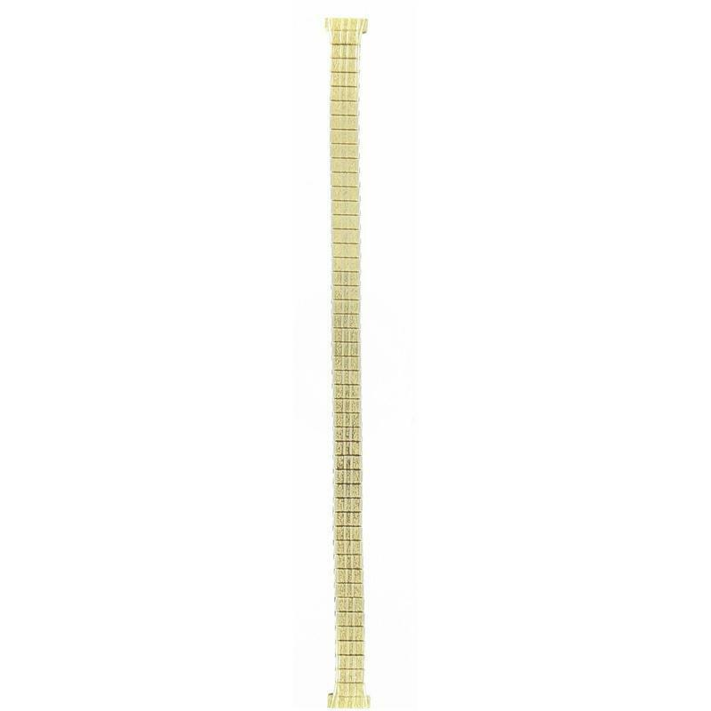Speidel Stainless Steel Gold Tone  New Old Stock Watch Band WW02687N - $19.75