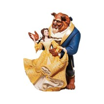 """10.24"""" Beauty and the Beast Figurine w Belle & Beast Disney Showcase Collection image 2"""