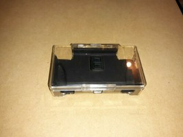 Official Nintendo Hard Case For DS Lite DSi Clear transparent  - $13.71