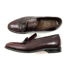 Johnston & Murphy Deerfield Borla Moc-Toe Mocasines Planos 10.5D Vintage... - $83.64