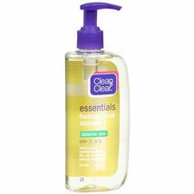 Clean & Clear Foaming Facial Cleanser, Sensitive Skin, 8 Ounces - $9.89