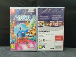 (EU ENGLISH VER) Nintendo Switch Yono and the Celestial Elephants (Brand New) - $33.65