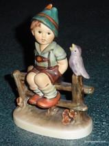 """Wayside Harmony"" Goebel Hummel Figurine #111/I TMK6 ***LARGE VERSION*** - $116.39"