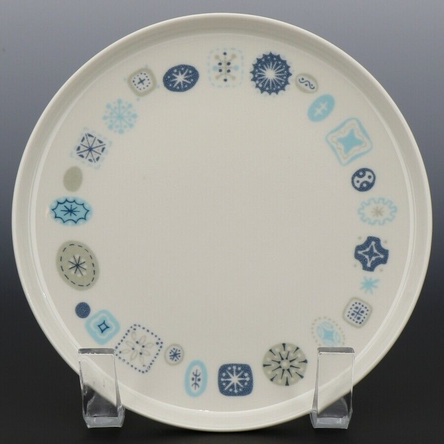 "Franciscan Family China Del Mar 6"" Plate"