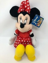 "Disney Toy Factory Minnie Mouse Plush Stuffed Animal 15"" A22 - $10.99"