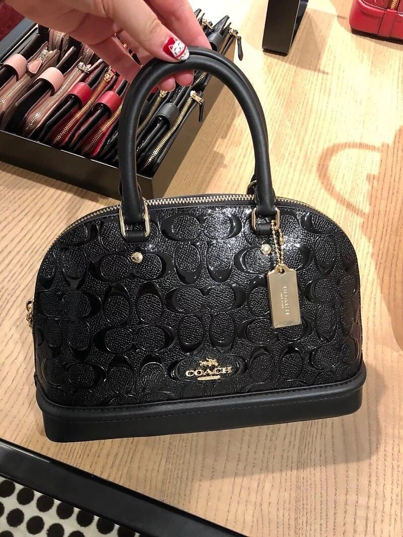 ab0391576891 NWT Coach F27597 Women s Mini Sierra Satchel and 50 similar items. S l1600