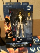 DC MULTIVERSE REBIRTH THE RAY Figure C&C LEX LUTHOR BAF Wave MATTEL 2018... - $32.95