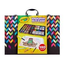 Crayola Inspiration Art Case - 140 Pieces - $49.95