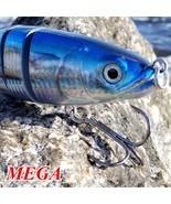Saltwater Swimbait lure | Sinking Action | Skipjack| Mega Motion Minnow ... - $34.56