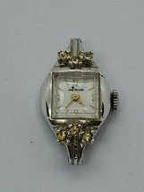 Vintage Original Ladies Lady Nelson Hand Wind Swiss Wristwatch Watch w/ ... - $19.34