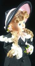 Madame Alexander McGuffey Ana Resin Doll Circa 2000 511 Large 8 Inch Madam Girl - $13.36