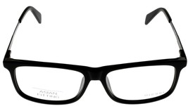 New Diesel Men Black Eyeglasses Frame Rectangular DL5140 002 - $88.11