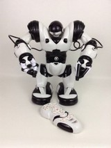 Wowwee 2004 Robosapian Remote Control Interactive Robot Toy Lights Sound... - $59.35