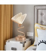 Minimalist Acrylic Gold Butterfly Bedside Table Lamp Indoor Lighting Fix... - $229.00+