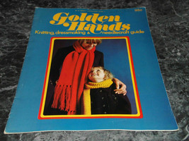 Golden Hands Knitting Dressmakin & Needlecraft Guide Parts 3 Vol 1 - $2.99