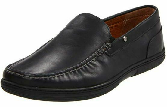 Primary image for Florsheim Men's Lounge Venetian, Black - Size 8.5M US