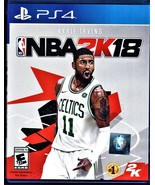 PLAYSTATION 4 - NBA2K18 - $10.00
