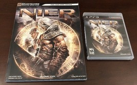 Nier PS3 Sony Square Enix Side Quests And Multiple Endings With Game Guide - $39.59