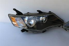 07-09 Mitsubishi Outlander HID Xenon Headlights Set L&R - POLISHED image 2