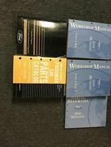 2010 Ford Mustang Modelos Servicio Tienda Reparación Taller Manual Juego con Ewd - $266.95