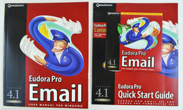 Qualcomm Eudora Pro Email 4.1 Software for Wind... - $39.99