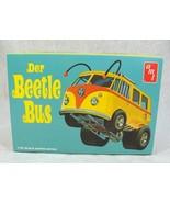 AMT DER BEETLE BUS CUSTOM VW ROD CAR MODEL KIT NEW! - $39.59