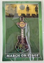 """Hard Rock 2009 """"March on Stage"""" - Limited Edition - Baltimore - $14.99"""