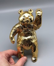 Sofubi Toy Box - Gold Panda (Rare Show Exclusive) image 8