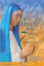 In Spanish - Libro de Bolsillo de El Rosario de los 7 Dolores (Seven Sorrows Ros