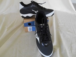 Mizuno 9-Spike Youth Franchise 7, Low Molded Baseball Cleats 320451.9000 NEW 5.5 - $28.49