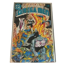 The Omega Men #1 ~DC Comics 1982~ 1st Star-Spanning Issue! - $4.94