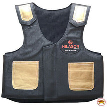 Equestrian Horse Riding Vest Safety Protective Hilason Kids Junior Youth U-201Y - $99.99