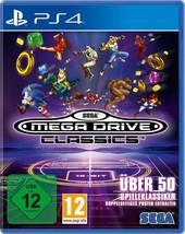 SEGA Mega Drive Classics [Playstation 4] - $49.57