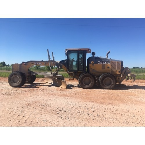 2015 Deere 672G For Sale In Oklahoma Mooreland, OK 73852