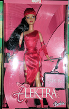 Barbie Doll - Barbie As Elektra (MARVEL) - $48.90