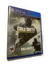 Call of Duty: Infinite Warfare -- Legacy Edition (Sony PlayStation 4, 2016) - $23.53