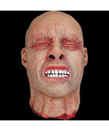 Realistic Life Size Bloody ZOMBIE SEVERED HUMAN HEAD Haunted House Horro... - $37.78