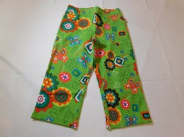 The Children's Place Toddler Girl's Youth Pants Bottoms Size 18 Months Flowers - $13.57