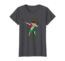 New Shirts - Dabbing Soccer Boy Mexico T-Shirt - Mexican Football Wowen - $19.95+
