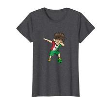 New Shirts - Dabbing Soccer Boy Mexico T-Shirt - Mexican Football Wowen - $19.95+
