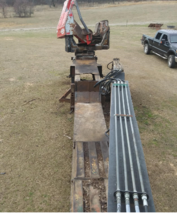 2007 DEERE 335C For Sale in Lane, Oklahoma 74555  image 2