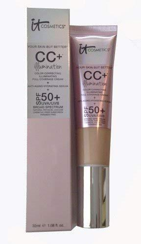 Primary image for It Cosmetics CC + Illumination SPF 50+ (Light) by It Cosmetics