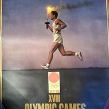 Rare+Vintage+Adidas+Tokyo+Japan+Olympic+1964+Sweatshirt