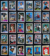 1989 Topps Baseball Cards Complete Your Set Pick From List 201-401 - $0.99+