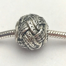 Authentic Pandora Essence Friendship Sterling Silver Charm,  796086CZ, New - $49.39