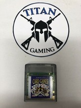 Hoyle Card Games (Nintendo Game Boy Color, 2000) - $7.60