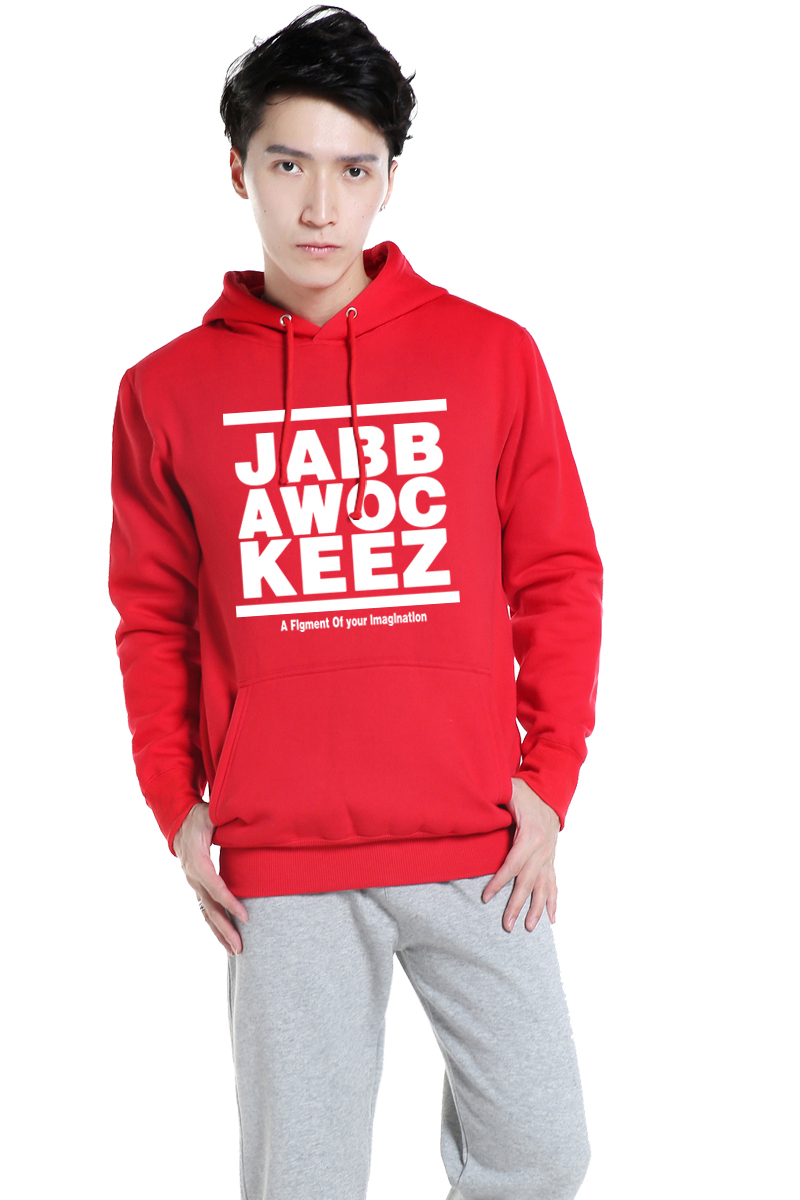 Hot Jabbawockeez hoodie hip-hop sweater coat hedging Sweatshirts Warm sweatshirt - $17.99
